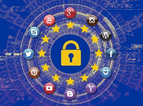 base de datos etiquetas politicas de privacidad