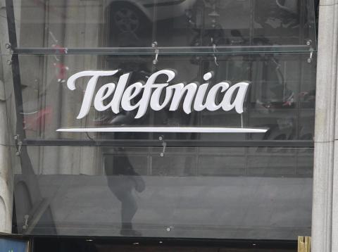 Telefónica nuevas frecuencias UK