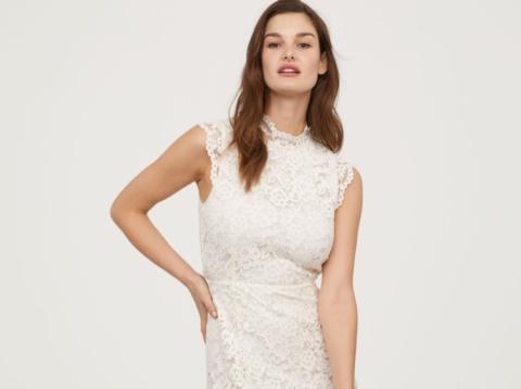 H&M ahora vende vestidos de boda — porque sabe perfectamente lo que ...