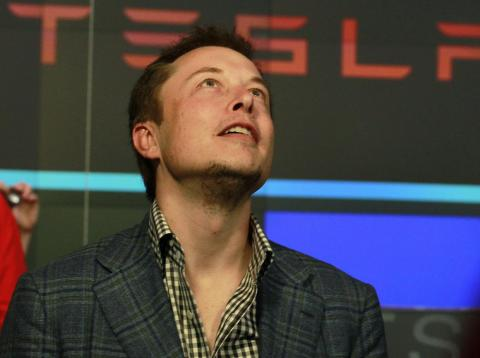 In 2008, with the financial crisis seriously limiting his options, Musk personally saved Tesla from bankruptcy.