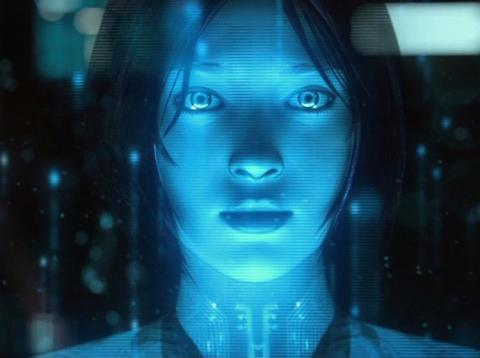 La asistente de Microsoft Cortana