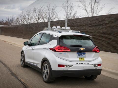 Aumentan los recelos hacia el coche autónomo a consecuencia de los accidentes