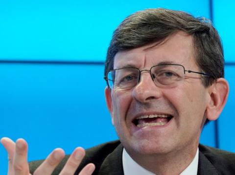 El CEO de Vodafone, Vittorio Colao.