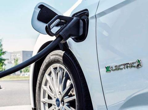 El coche eléctrico de Ford