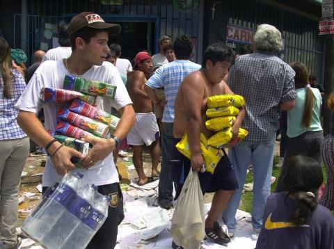 Crisis Argentina
