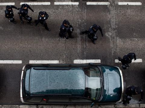 Desahucio Policia