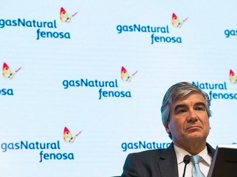 Francisco Reynés, presidente ejecutivo de Gas Natural Fenosa