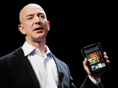 """Jeff Bezos wanted to eventually build an """"everything store."""""""
