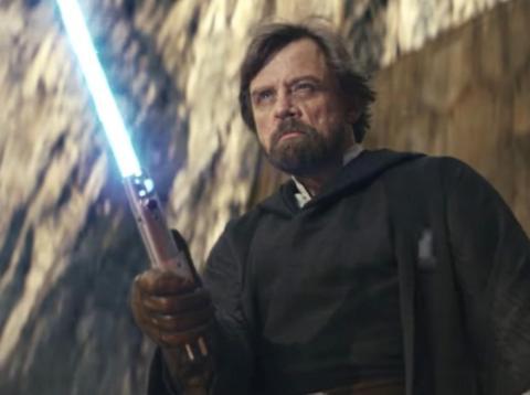 "22. ""Star Wars: Episode VIII - The Last Jedi"" (2017)"