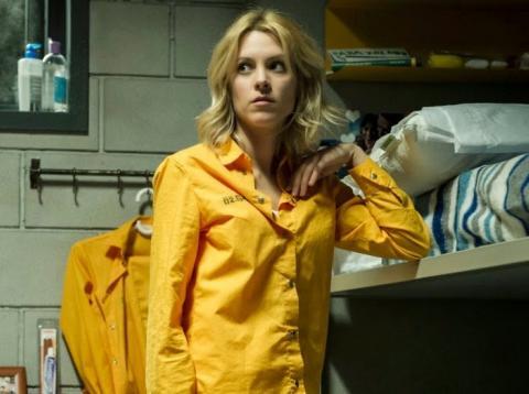 Maggie Civantos como Macarena en Vis a vis