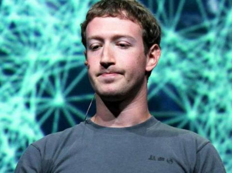 Mark Zuckerberg, presidente de Facebook