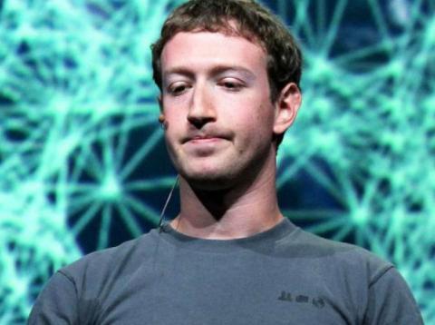 Mark Zuckerberg, presidente de Facebook
