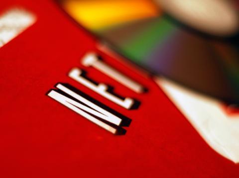 Netflix DVD