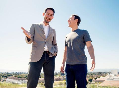 A lo largo de los años, la empresa ha adquirido un montón de nuevas empresas, incluyendo Facebook compró Instagram por 1.000 millones de dólares (860 millones de euros) en 2012.