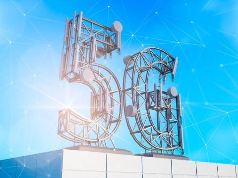 Redes 5G Espana