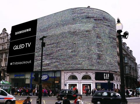 Samsung QLED Picadilly