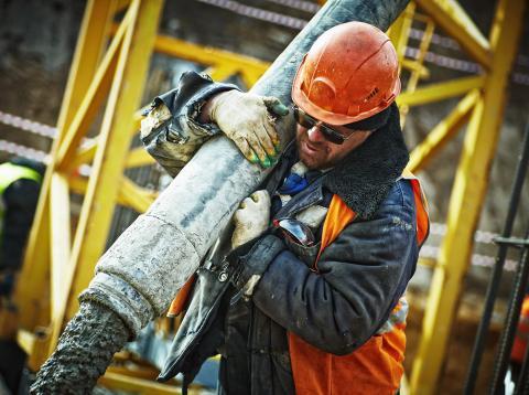 Trabajador Construccion