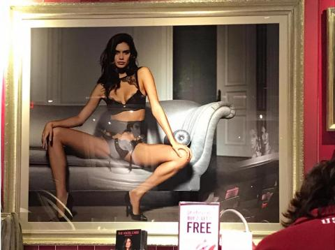 Victoria's Secret's racy ads are infuriating some customers.