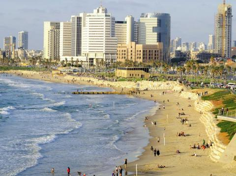 "Tel Aviv has been called ""the next Silicon Valley."""