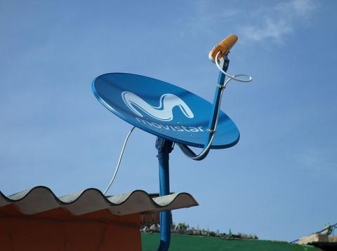 Antena de Movistar