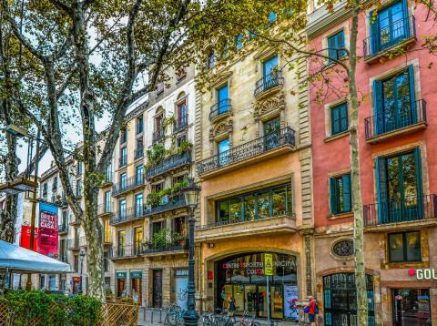Tecnología autogestionada, cooperación vecinal y un proyecto de laUnión Europea(UE), estos son los gadgets con los que el barrio de Gràcia venció al ruido.