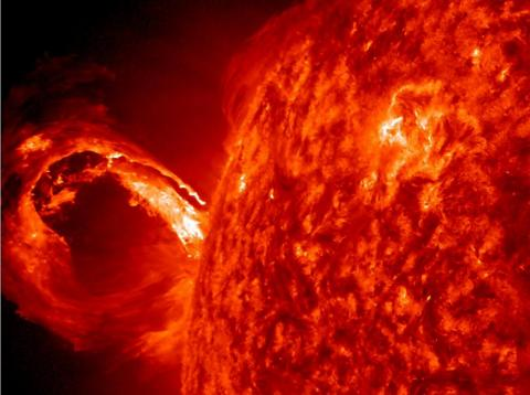 A big solar storm could wreak havoc on GPS and everything else on your phone