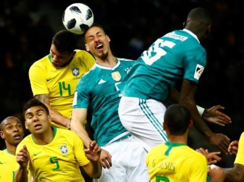 Brasil ganará el mundial según Goldman Sachs [RE]