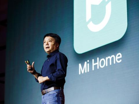 El vicepresidente de Xiaomi, Xiang Wang, en una imagen de archivo.