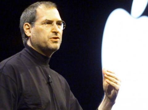 RE El exCEO de Apple, Steve Jobs, en una imagen de 2001.