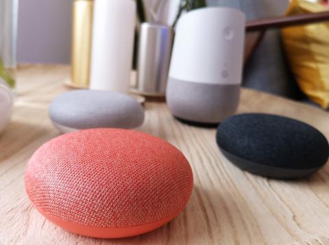 Google Home España a la venta