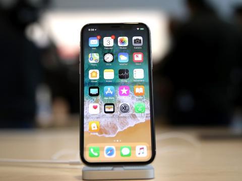 iPhone X Materia Prima
