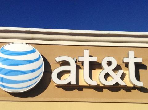 Logo de AT&T