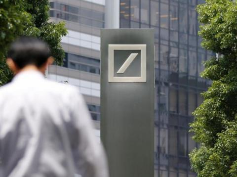 Logo de Deutsche Bank [RE]