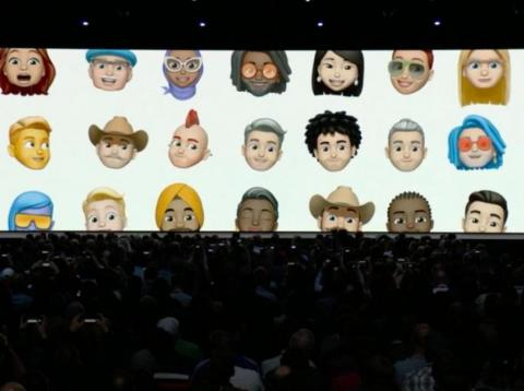 [Re] apple presenta sus memojis