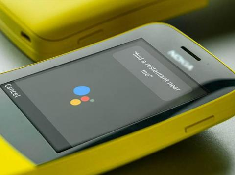 Un Nokia equipado con KaiOS