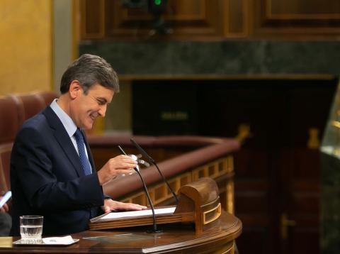 Pedro Saura secretario Estado infraestructuras