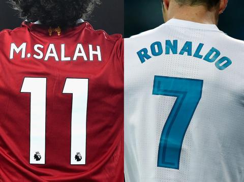 Salah Ronaldo