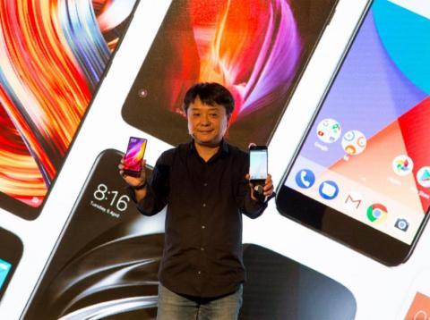 El vicepresidente de Xiaomi, Xiang Wang.