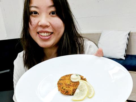 "A startup called Terramino Foods is working on ""salmon"" burgers made with koji, a fungus used in sake and miso soup. Its co-founder is a Peter Thiel Fellow."