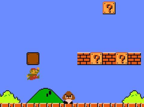 """2. """"Super Mario Bros."""""""