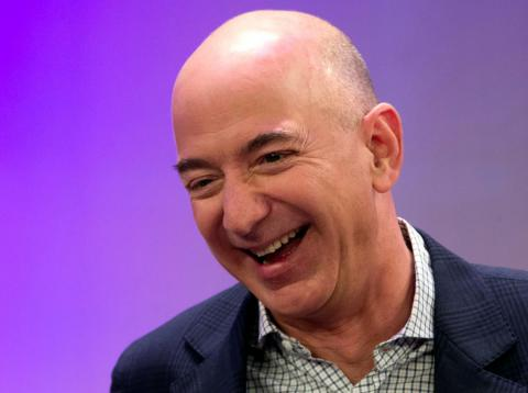 Bezos' parents eventually came around and invested about a quarter million dollars in the fledgling company, a stake that would be worth as much as $30 billion today.