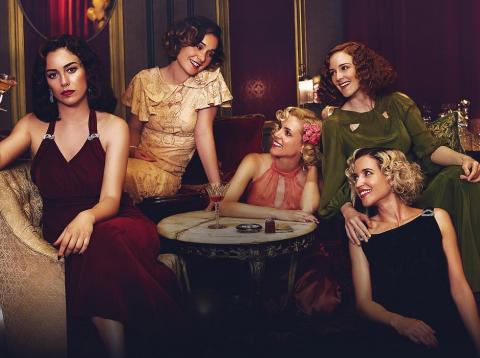Las chicas del cable serie Netflix