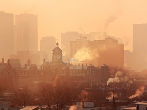 la contaminación del aire contribuye a la diabetes