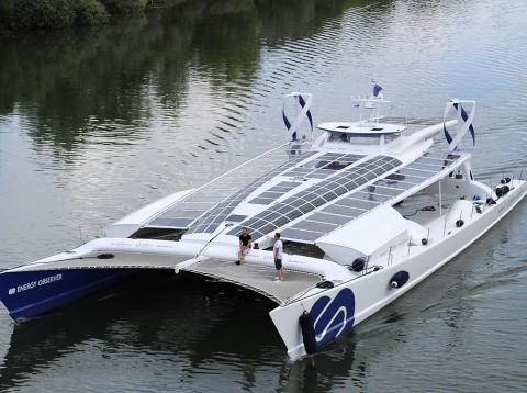 barco energía hidrógeno