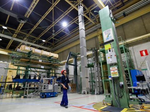 Fábrica de Juzbado II de ENUSA