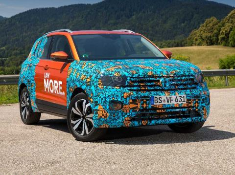 La fábrica de Volkswagen en Navarra crecerá un 10% con la llegada del T-Cross