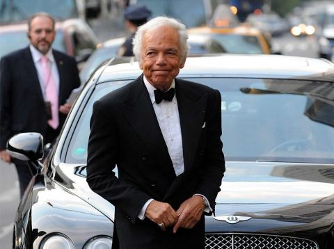 Fundador de Ralph Lauren [RE]