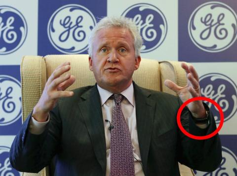 Jeffrey Immelt, antiguo CEO de General Electric [RE]