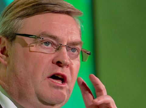 El ministro conservador David Campbell Bannerman