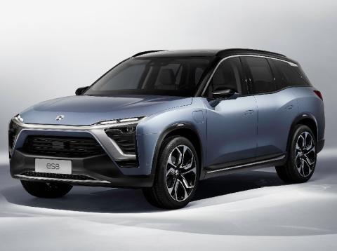 Nio quiere vender sus coches eléctricos en Europa desde 2020